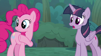 "Fake Twilight Sparkle ""they are?"" S8E13"