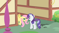 Fluttershy 'As long as we keep her' S1E25