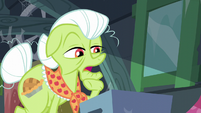 Granny Smith -I wish for once- S5E17