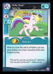 Holly Dash card MLP CCG