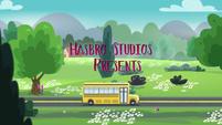 Legend of Everfree credits - Hasbro Studios Presents EG4