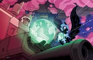 MLP Transformers BotCon lithograph by Tony Fleecs