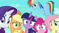 Mane Six returns S6E2