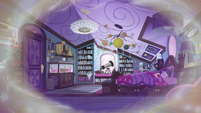 Memory of Twilight Sparkle's bedroom EGFF