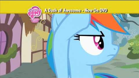 My Little Pony - A Dash of Awesome DVD Commercial