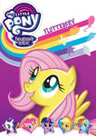 My Little Pony Fluttershy DVD cover
