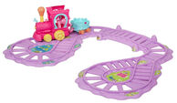 Pinkie Pie's Friendship Express Train set