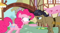 Pinkie Pie eye pop S2E18