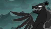 Pony of Shadows charging his magic S7E26
