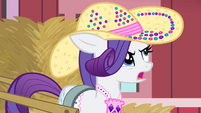 Rarity 'Oh, I'm sure you'd love that' S4E13