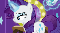 Rarity walks off annoyed S5E24