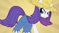 "Rarity wearing ""droopy drawers"" S4E13.png"