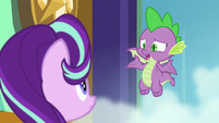 "Spike ""things don't usually end well"" S8E15"