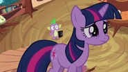Spike looks on the bright side S03E13