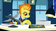 Spitfire getting down to business S3E7