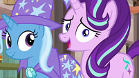 Starlight Glimmer --you don't need me to decide that-- S6E25