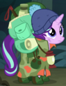 Starlight Glimmer camping outfit ID S8E13