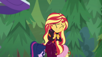 "Sunset Shimmer ""ruin this perfect day!"" EGSBP"