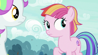 Toola Roola and Coconut Cream hear Twilight S7E14