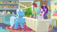 Trixie agrees to no naps during class S9E20