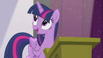 "Twilight ""if somepony had told me"" S5E25"