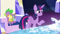 Twilight -you may be more of a country pony- S5E16