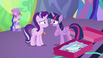 "Twilight Sparkle ""what comes next for you"" S7E1"
