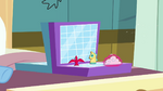 Twilight about to move cloud on board game S2E16