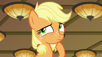 Applejack comes up with another desperate idea S6E23
