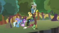 Discord --If at first you don't succeed...-- S6E26