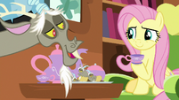 Discord -you really do make the best finger foods- S7E12