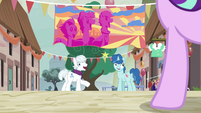 Double Diamond and Party Favor happy to see Starlight S6E25