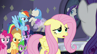 Fluttershy -I got so caught up trying- S8E4