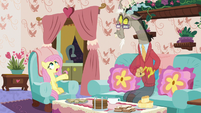 Fluttershy -being like everypony else!- S7E12