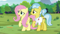 Fluttershy -this didn't go at all like I had imagined- S7E5