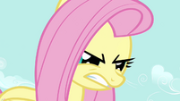 Fluttershy getting mad S2E19
