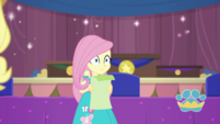 Fluttershy left alone on-camera EGDS35