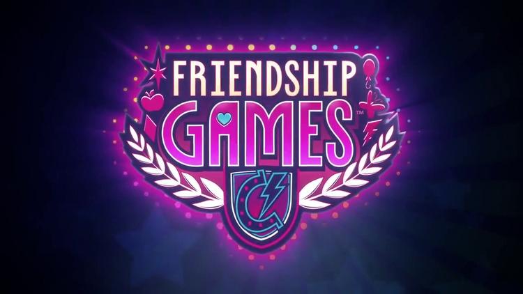 Friendship Games logo EG3