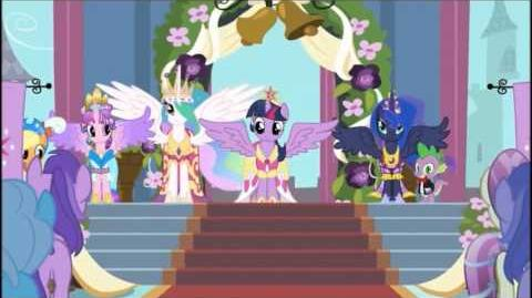 MLP FiM - Behold, Princess Twilight Sparkle (Finnish)