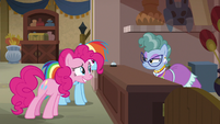 Pinkie Pie -a certain mare of intrigue- S7E18