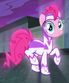 Pinkie Pie como Fili-Second T4E06