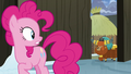 Pinkie sees Prince Rutherford approach from behind S7E11.png