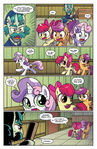 Ponyville Mysteries issue 1 page 4