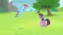 Rainbow -they want me to fly with them!- S4E10