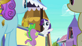 Rarity 'Found out they're offering face painting' S3E2.png