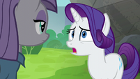 Rarity --she was willing to give up-- S6E3