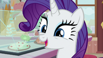 Rarity -we can get another sundae!- S7E6