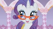 Rarity with glasses S01E14