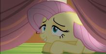 S05E21 Fluttershy sprawdza swoją kryjówkę