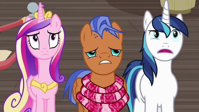 File:Shining Armor grimly agreeing with Spearhead S7E3.png